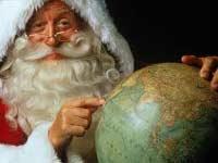 Как называют Деда Мороза в разных странах мира?