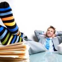 Как бездельничать на работе?