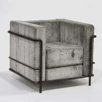 Как использовать бетон в интерьере?