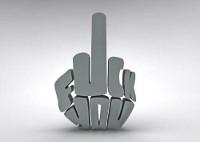 Кто изобрёл самый оскорбительный жест?
