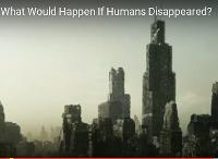 Если планета останется без людей